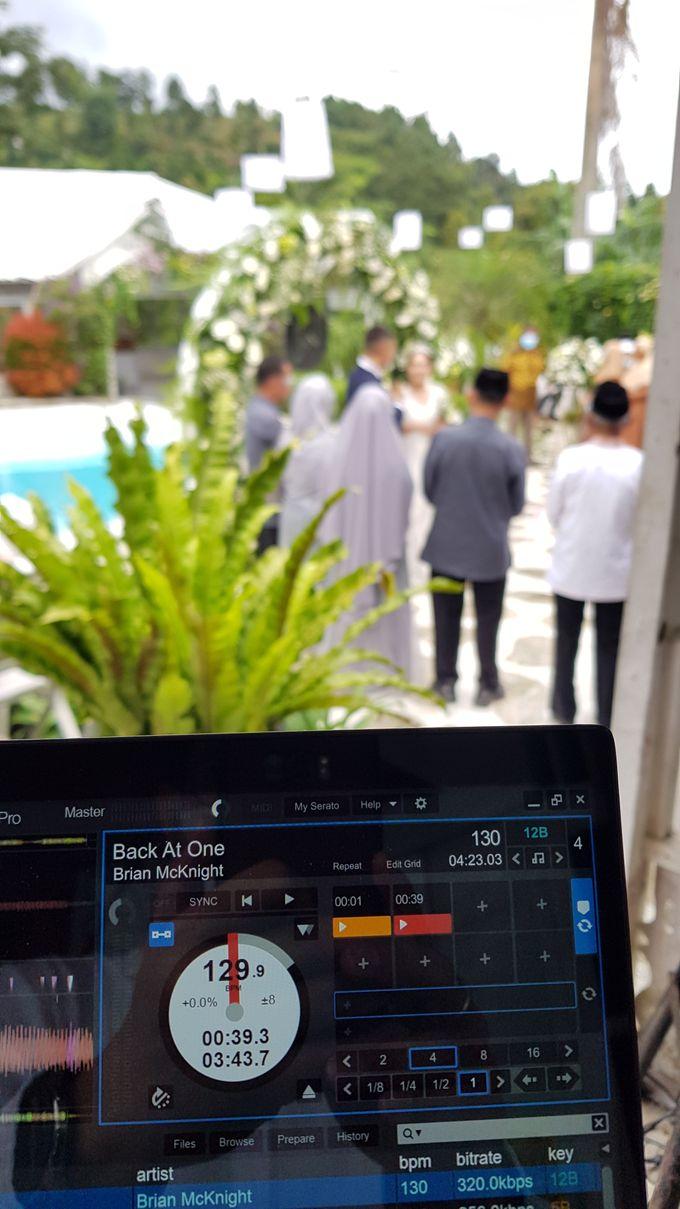 Wedding Reception Laras & Wicak by DJ Perpi - 007