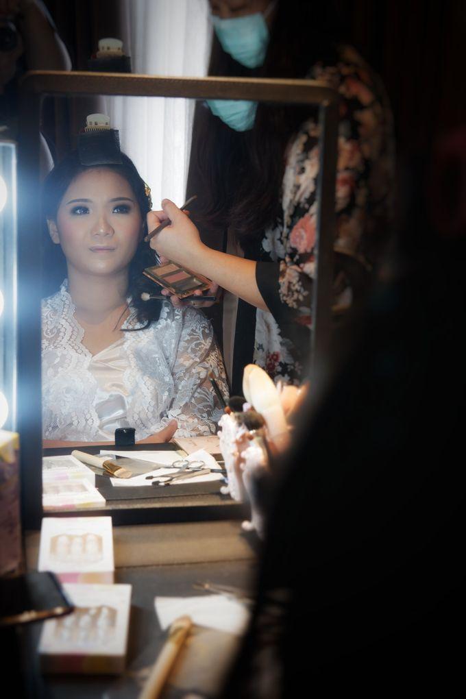 Holy Matrimony Makeup for Nove by Nike Makeup & Hairdo - 002
