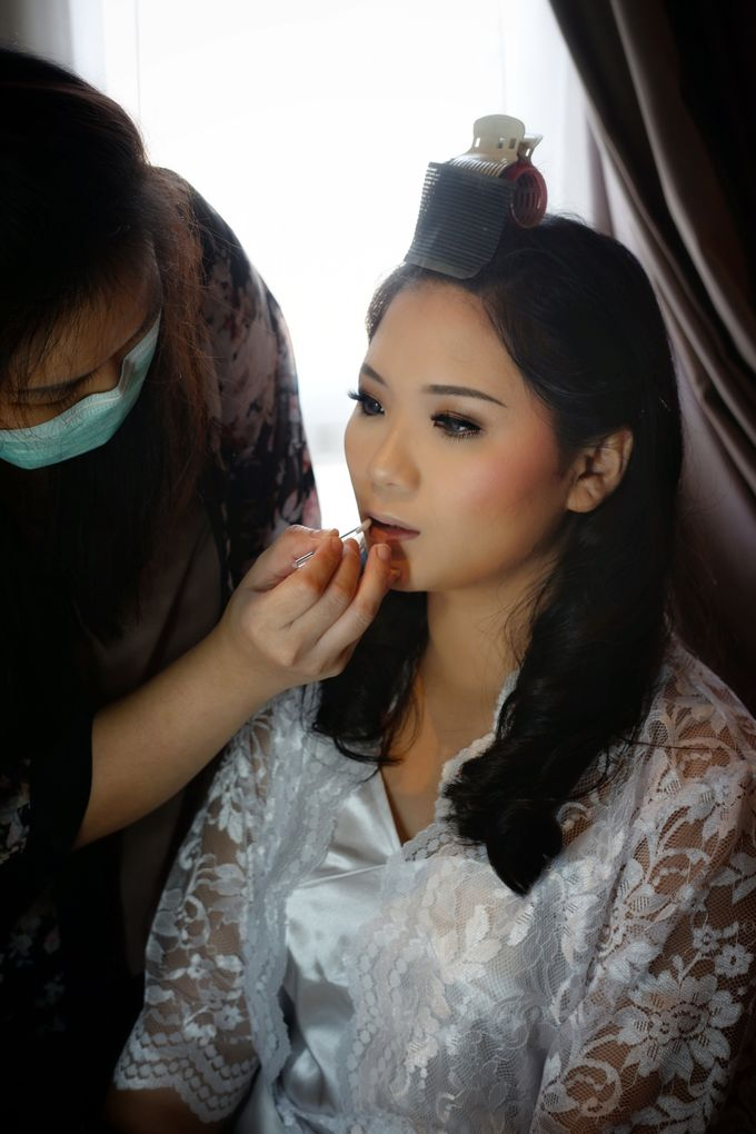 Holy Matrimony Makeup for Nove by Nike Makeup & Hairdo - 006