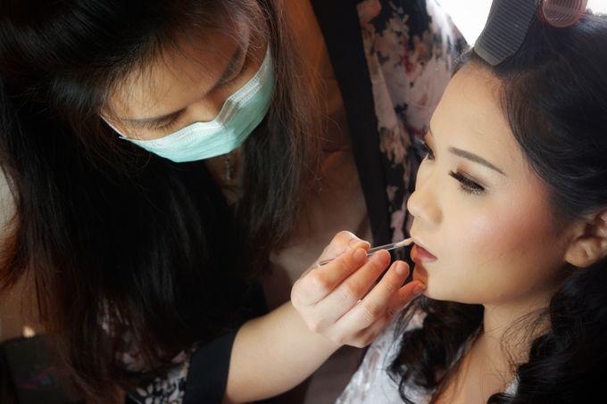 Holy Matrimony Makeup for Nove by Nike Makeup & Hairdo - 008