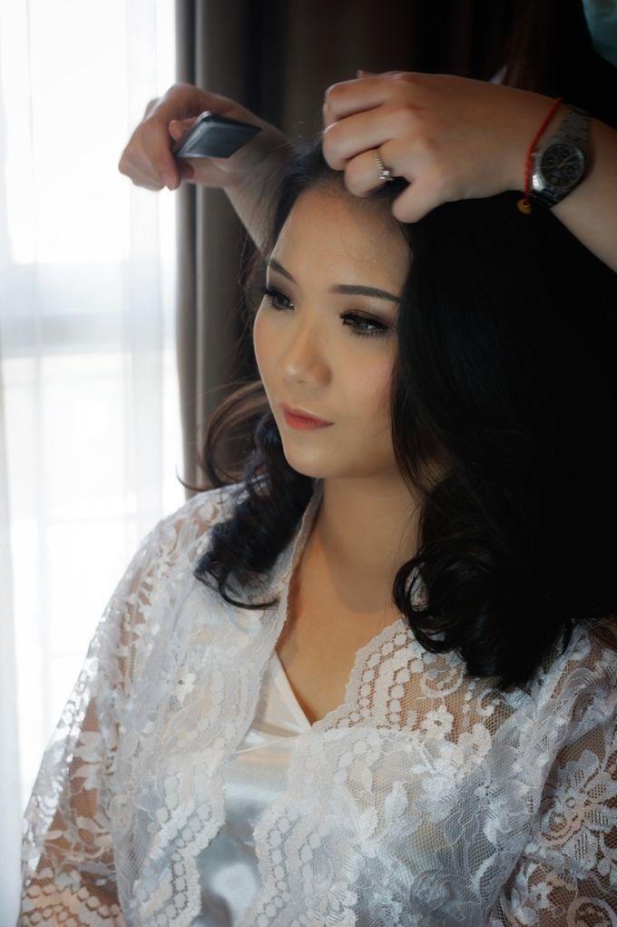 Holy Matrimony Makeup for Nove by Nike Makeup & Hairdo - 001