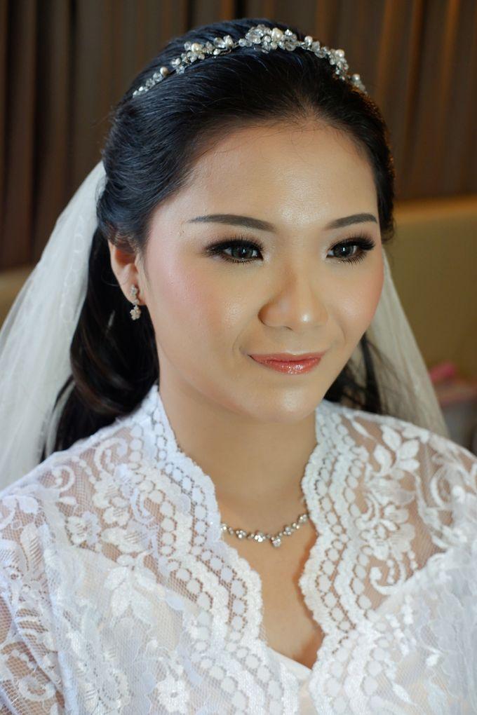 Holy Matrimony Makeup for Nove by Nike Makeup & Hairdo - 005