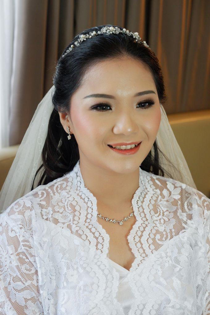 Holy Matrimony Makeup for Nove by Nike Makeup & Hairdo - 010