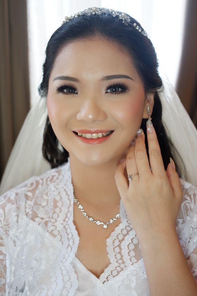 Holy Matrimony Makeup for Nove by Nike Makeup & Hairdo - 007
