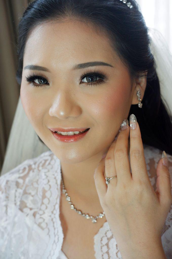 Holy Matrimony Makeup for Nove by Nike Makeup & Hairdo - 009