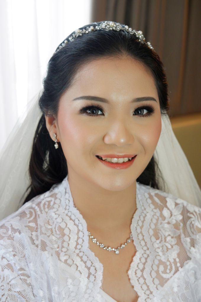 Holy Matrimony Makeup for Nove by Nike Makeup & Hairdo - 003