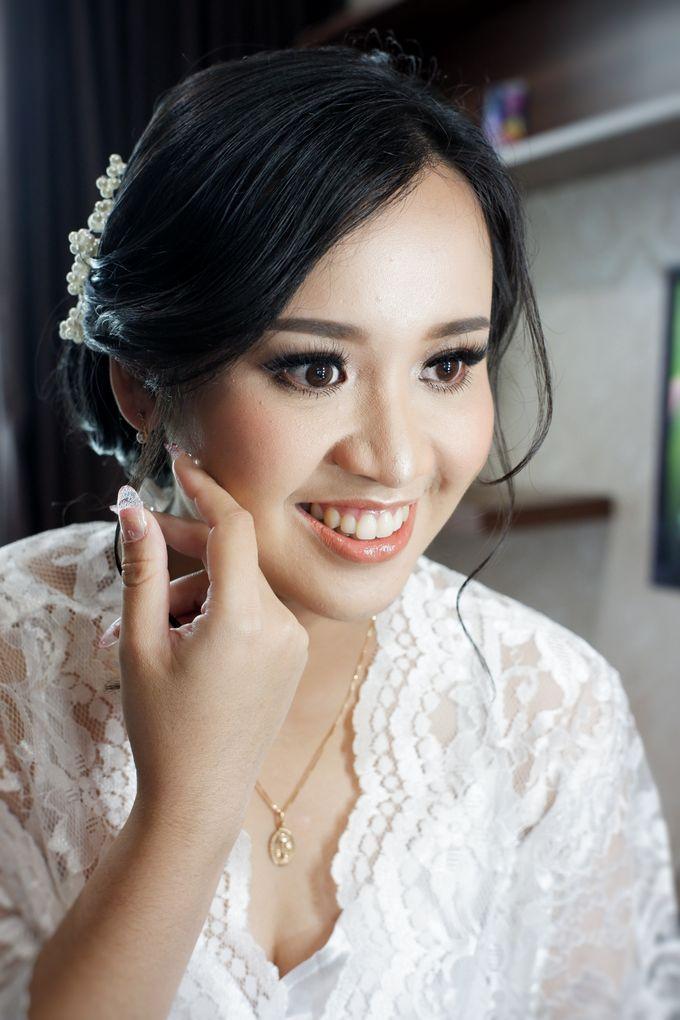 Holy Matrimony Makeup for Katarina by Nike Makeup & Hairdo - 003