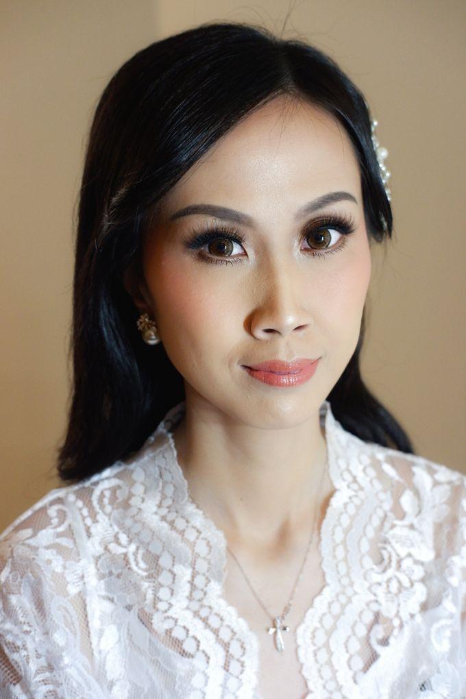 Wedding Day Makeup & Hairdo For Melissa by Nike Makeup & Hairdo - 003