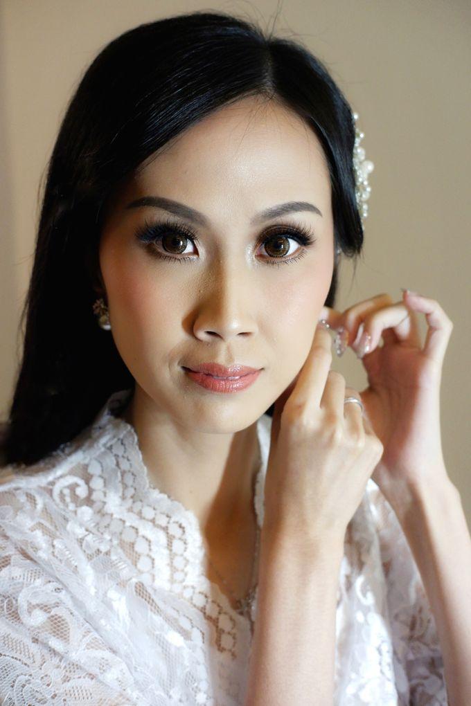 Wedding Day Makeup & Hairdo For Melissa by Nike Makeup & Hairdo - 004