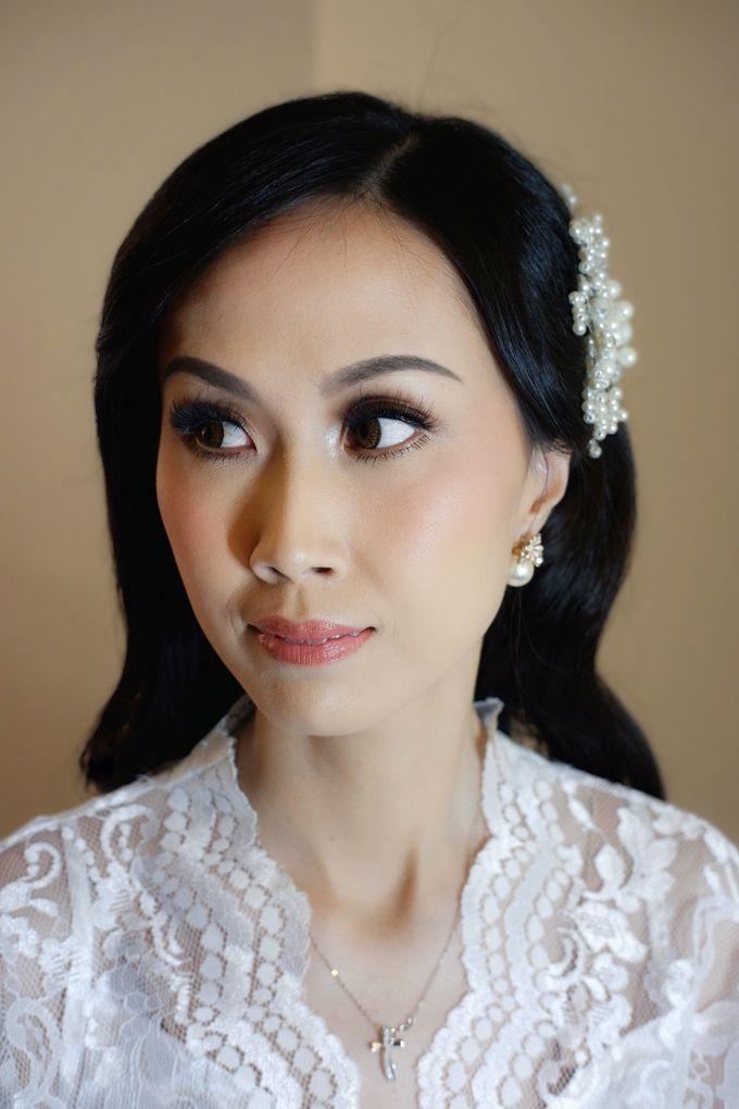 Wedding Day Makeup & Hairdo For Melissa by Nike Makeup & Hairdo - 010