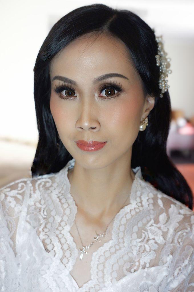 Wedding Day Makeup & Hairdo For Melissa by Nike Makeup & Hairdo - 009