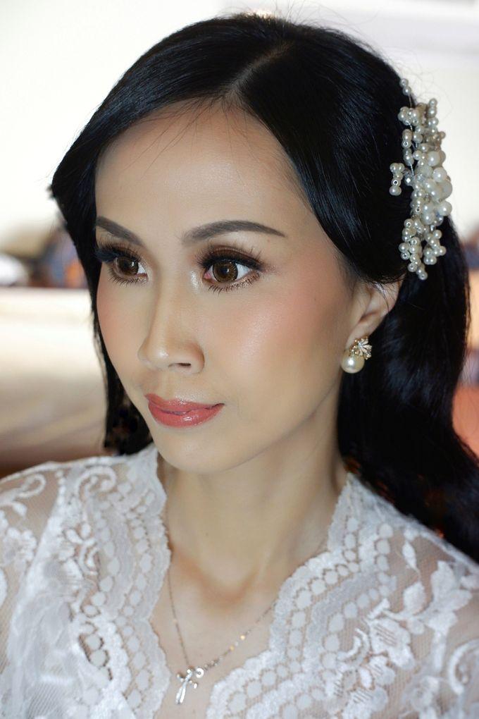 Wedding Day Makeup & Hairdo For Melissa by Nike Makeup & Hairdo - 001