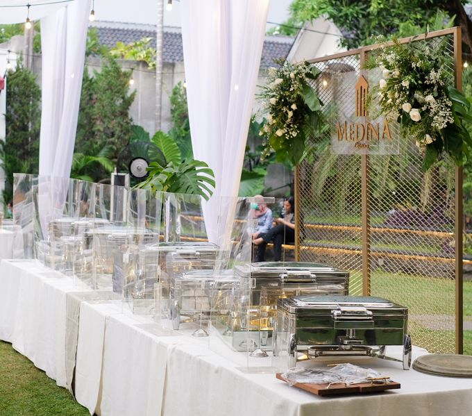 Rachel Theresia & Audy Pratama Engagement Day by Medina Catering - 001
