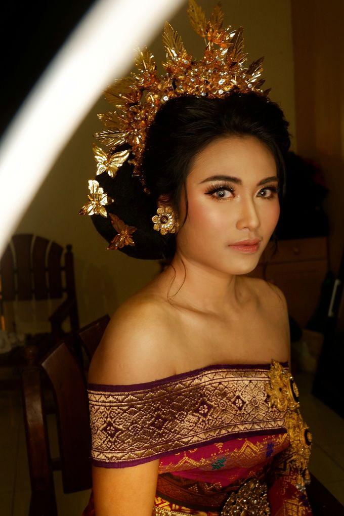 Bali & Indian Wedding by CHERIS'H makeup artist - 012