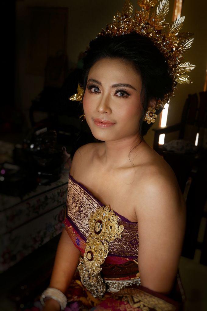 Bali & Indian Wedding by CHERIS'H makeup artist - 011