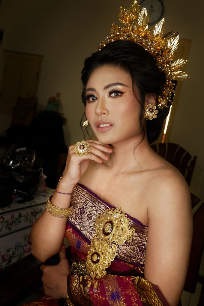 Bali & Indian Wedding by CHERIS'H makeup artist - 013