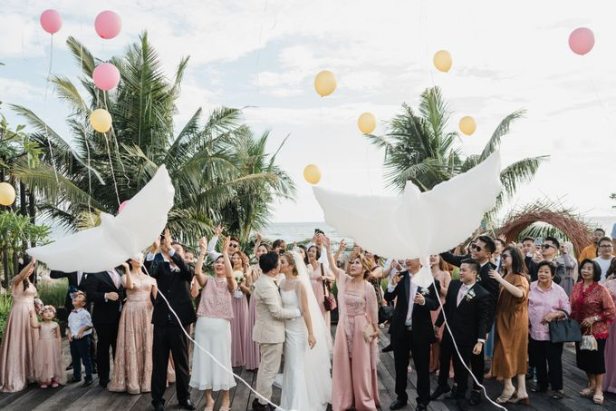 Wedding Planner for Frederico & Stephanie by Double Happiness Wedding Organizer - 010