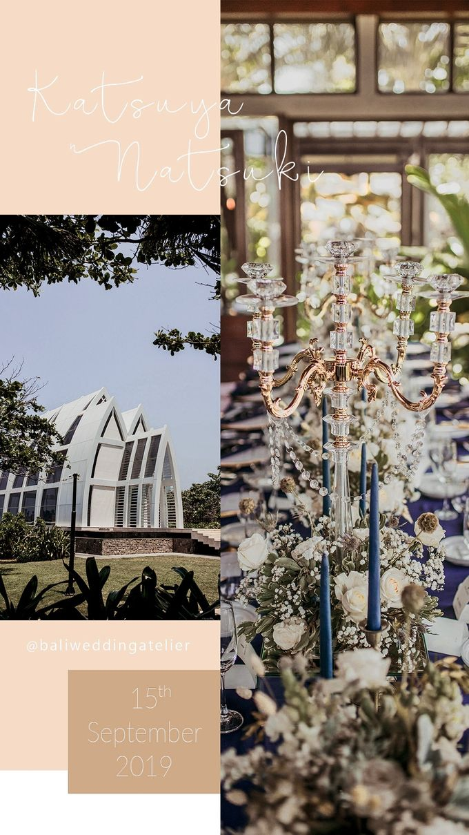 The Wedding of Katsuya & Matsuki by Bali Wedding Atelier - 002