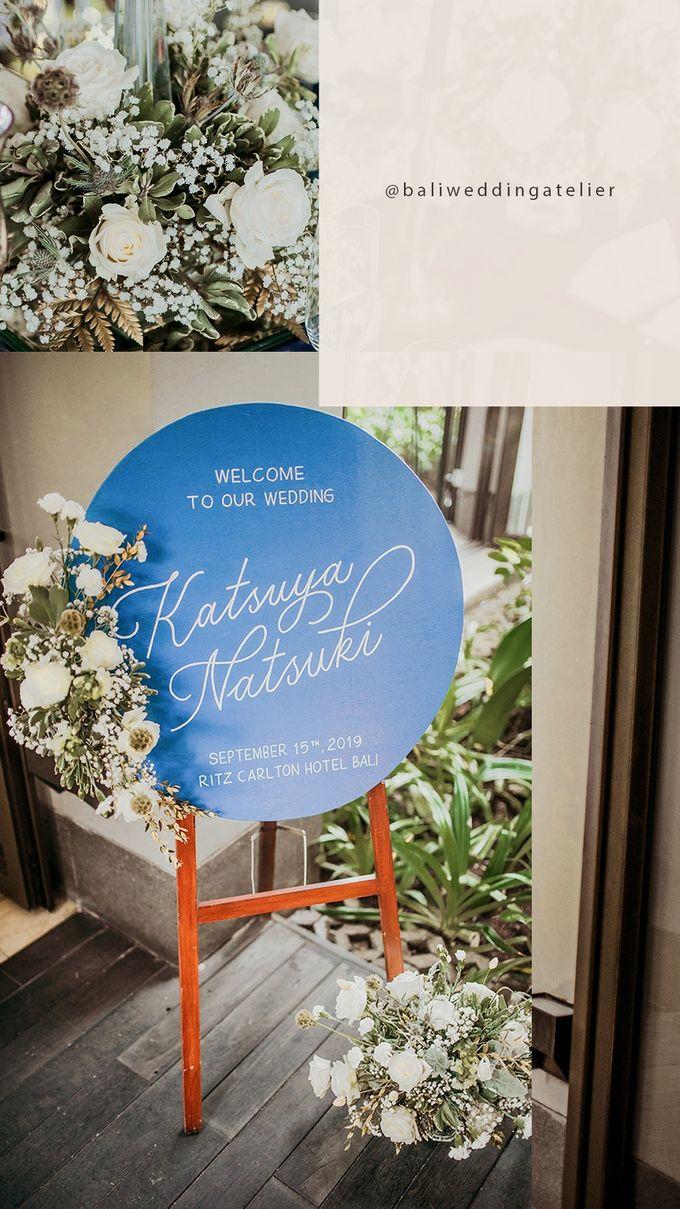 The Wedding of Katsuya & Matsuki by Bali Wedding Atelier - 003