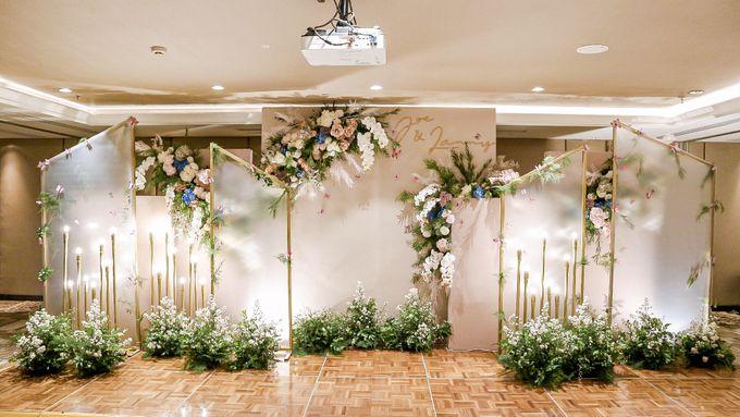 Joe & Lanny Intimate Wedding Decor by AYANA Midplaza JAKARTA - 003