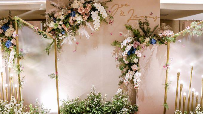 Joe & Lanny Intimate Wedding Decor by AYANA Midplaza JAKARTA - 002