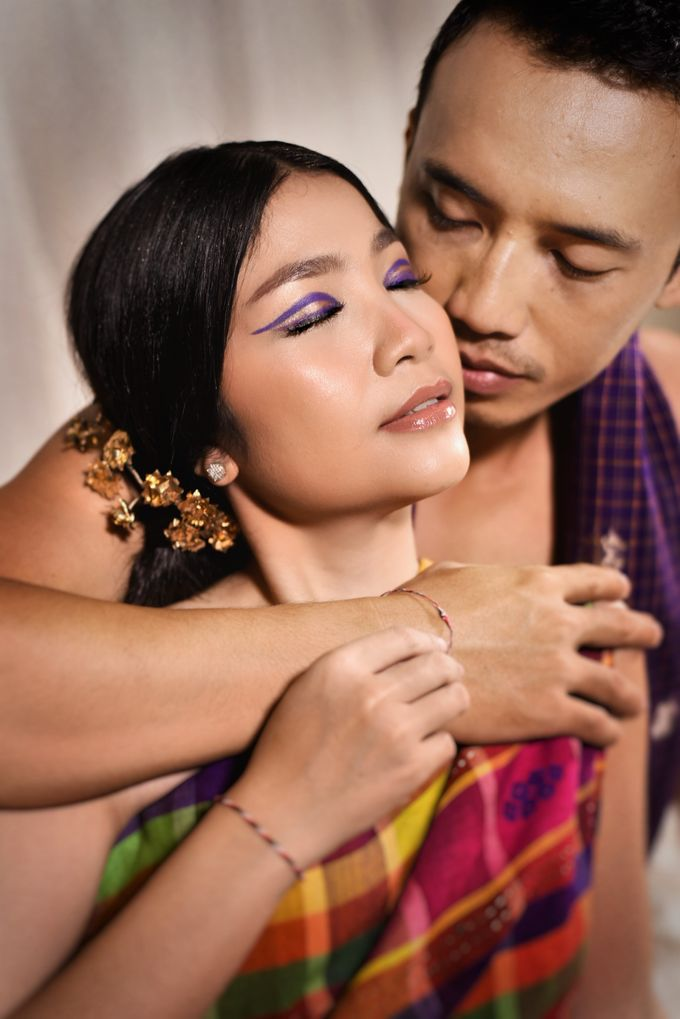 Prewedding by CHERIS'H makeup artist - 014