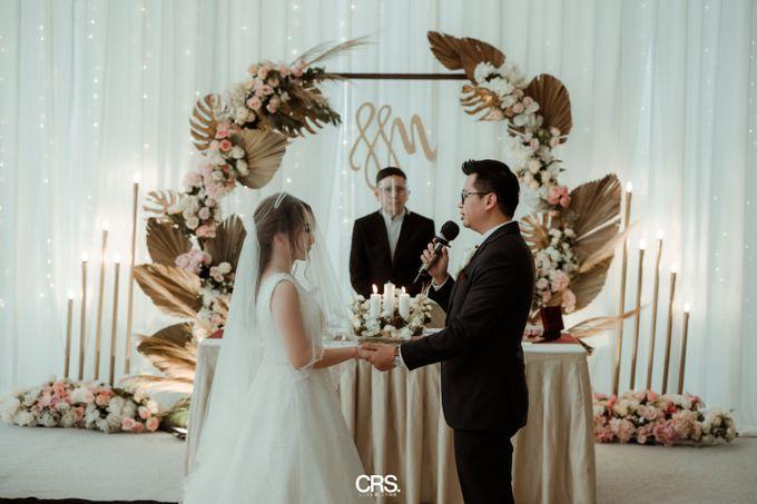 Fran & Merisa Wedding by Cerita Kita Organizer - 011