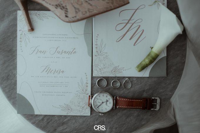 Fran & Merisa Wedding by Cerita Kita Organizer - 002
