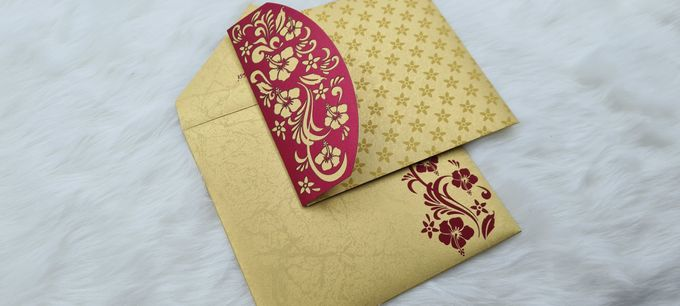 Beautiful Collection of Designer Wedding Invitations by 123WeddingCards - 002