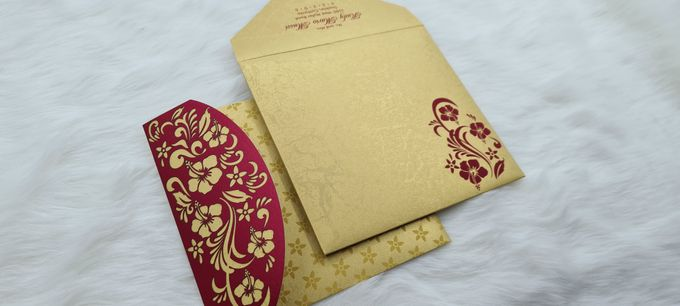 Beautiful Collection of Designer Wedding Invitations by 123WeddingCards - 005