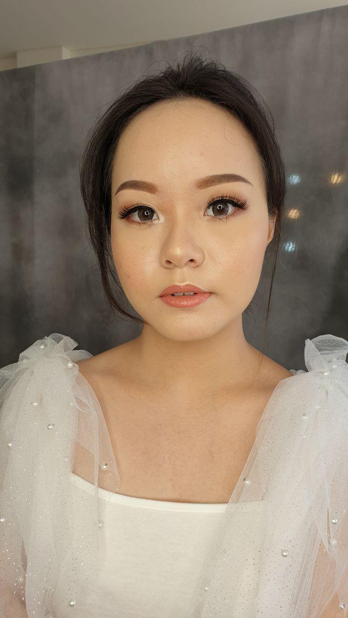 Holy Matrimony Ms. Tere by Alexandra Makeup Artist - 002