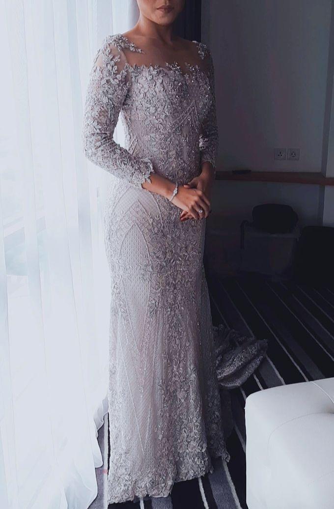 Ajeng Reception Dress by SARSA - 002