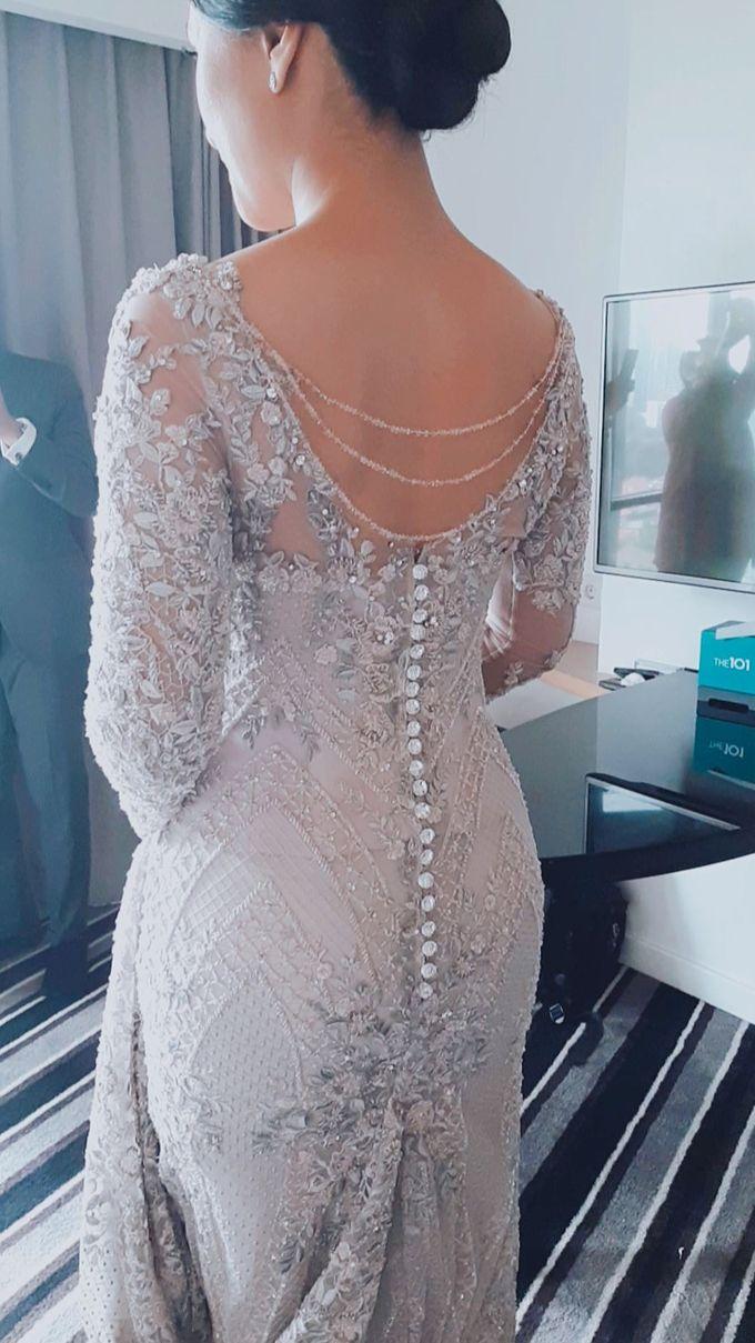 Ajeng Reception Dress by SARSA - 001
