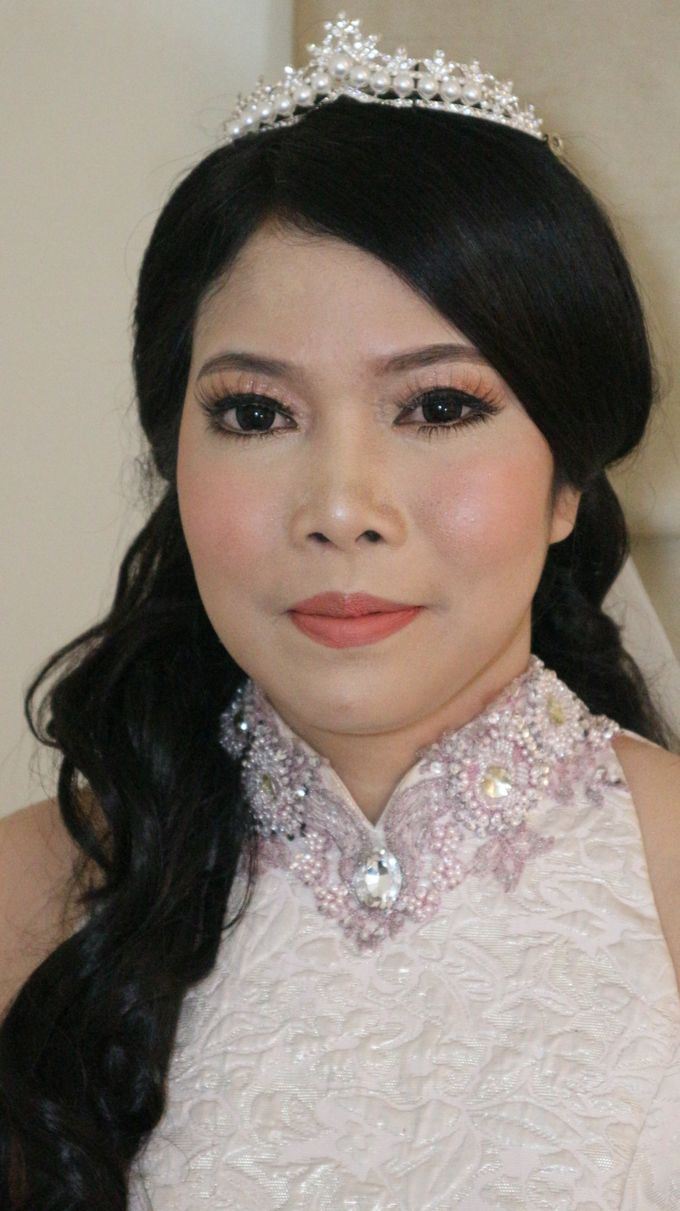 Holy Matrimony Of Ms Alin by Hana Gloria MUA - 002