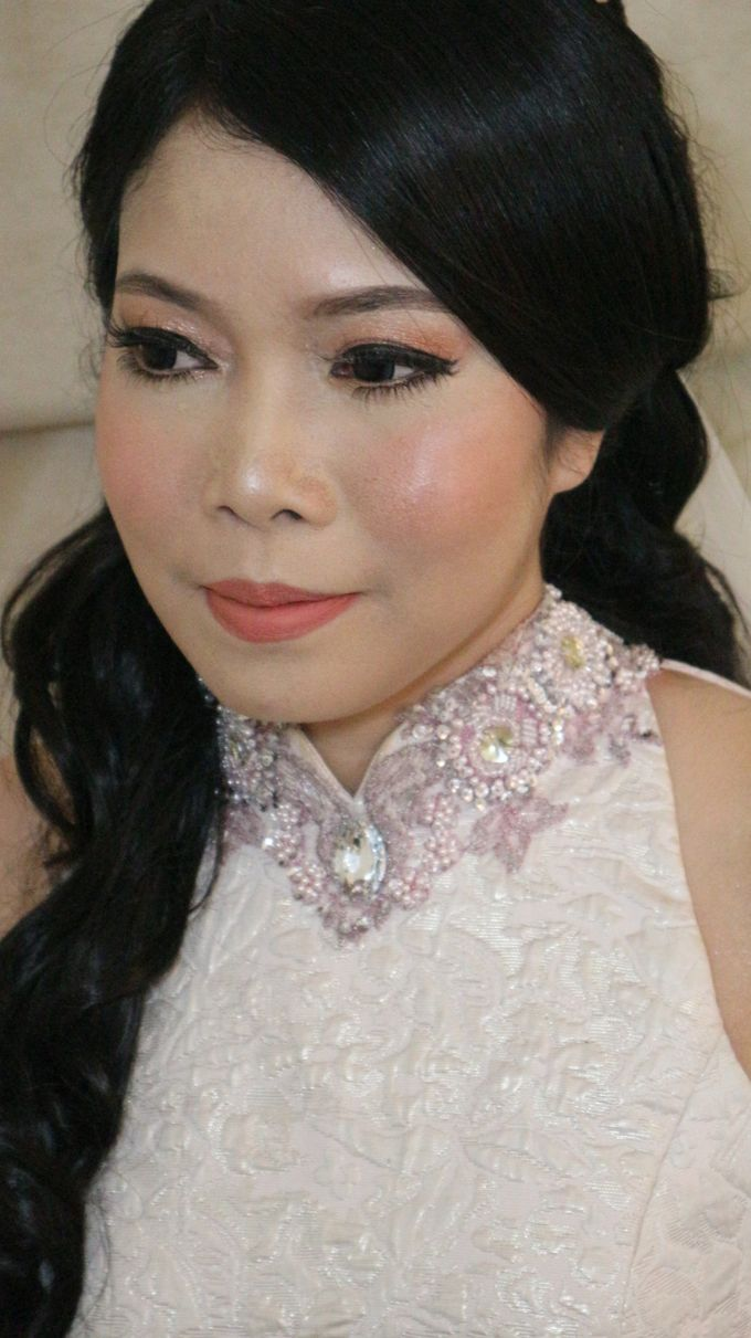 Holy Matrimony Of Ms Alin by Hana Gloria MUA - 001