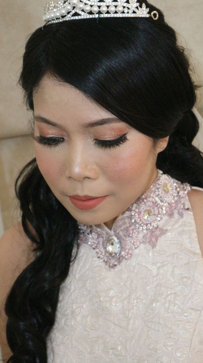 Holy Matrimony Of Ms Alin by Hana Gloria MUA - 004