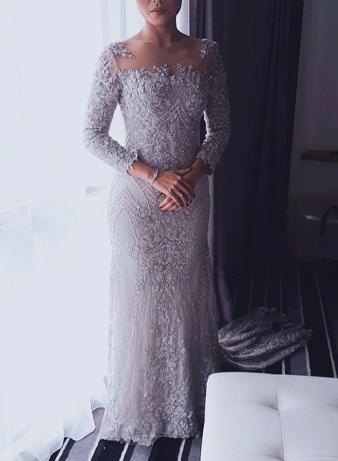 Ajeng Reception Dress by SARSA - 004