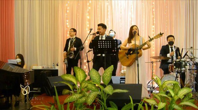 Roland & Marceline WEDDING 6 FEBRUARI 2021 by Sixth Avenue Entertainment - 003