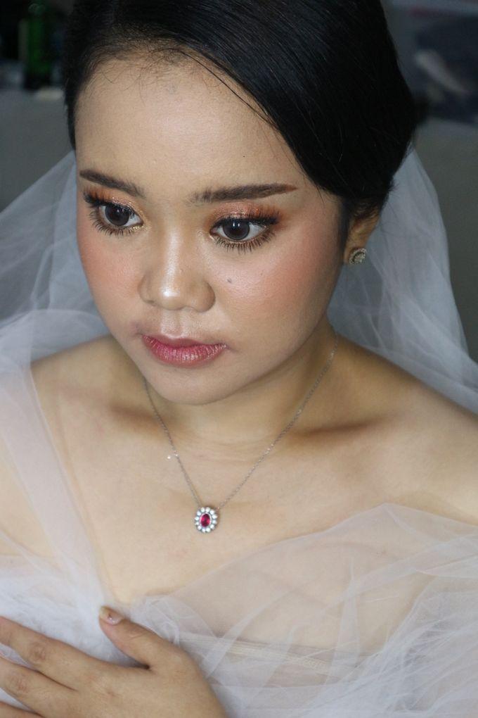 Holy Matrimony Wedding by Hana Gloria MUA - 010