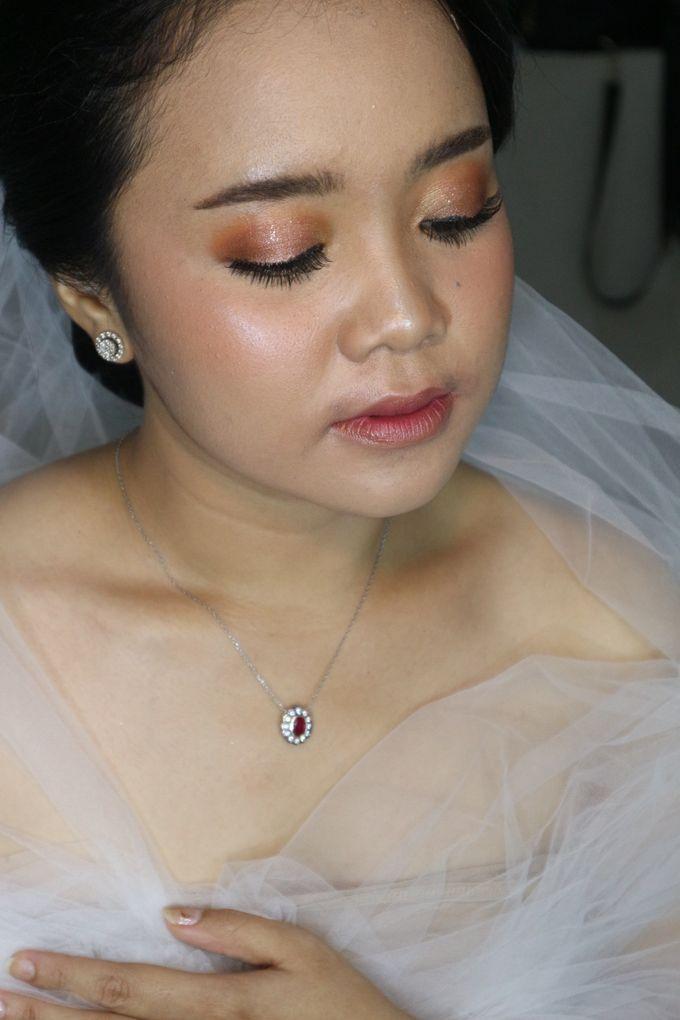 Holy Matrimony Wedding by Hana Gloria MUA - 002