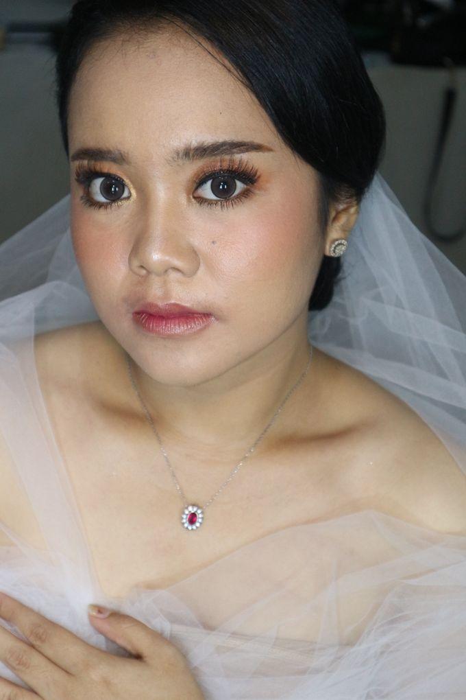 Holy Matrimony Wedding by Hana Gloria MUA - 011