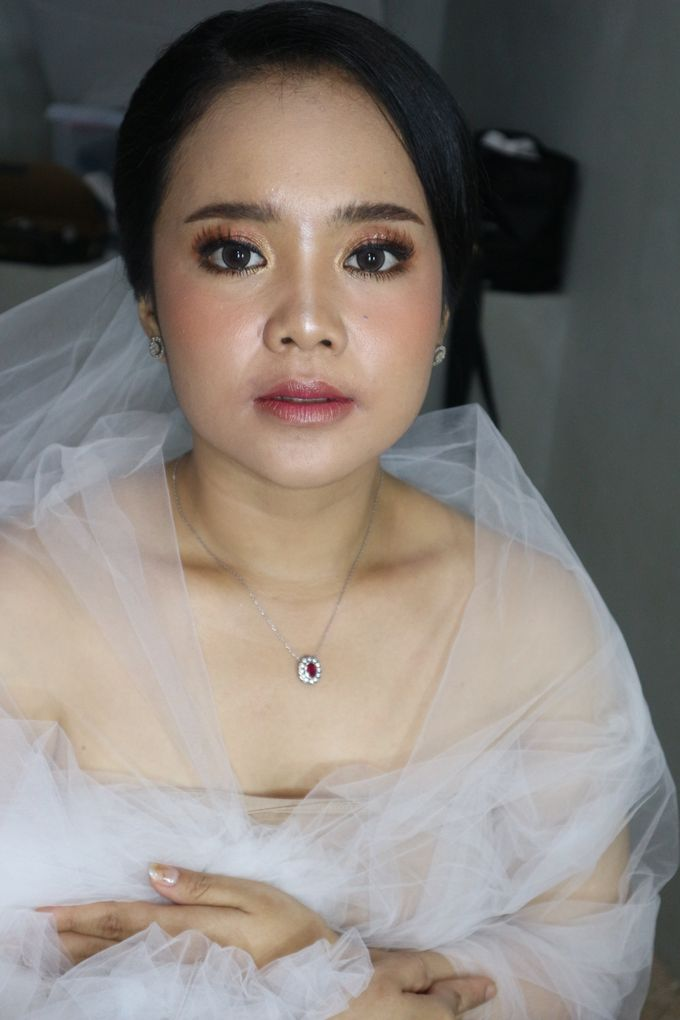 Holy Matrimony Wedding by Hana Gloria MUA - 001