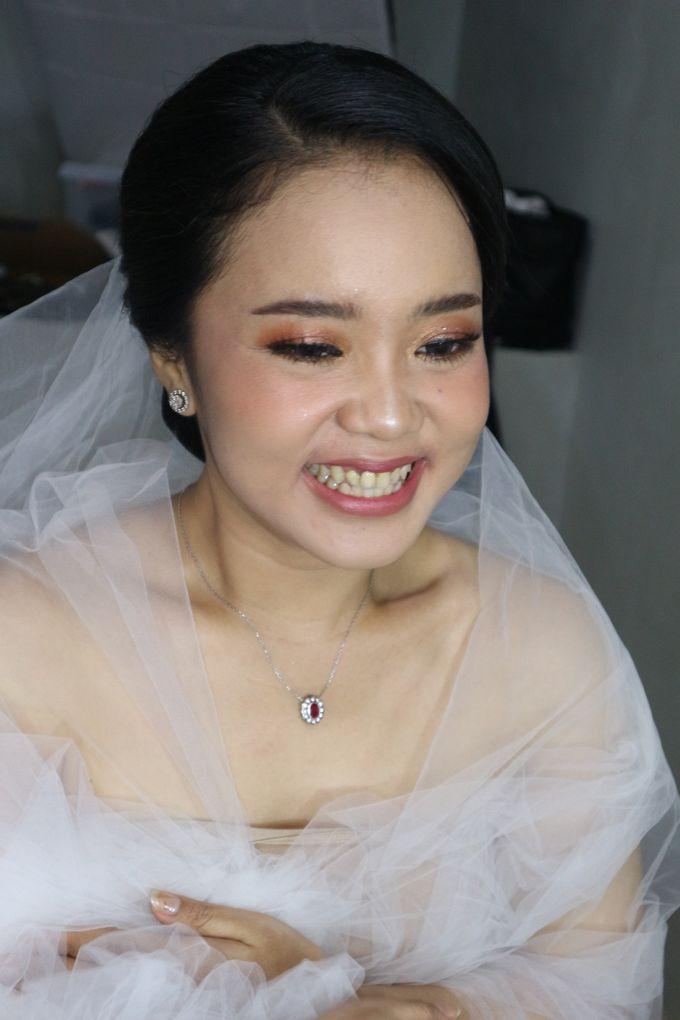 Holy Matrimony Wedding by Hana Gloria MUA - 008
