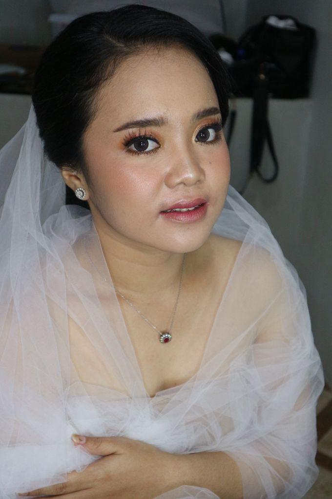 Holy Matrimony Wedding by Hana Gloria MUA - 004