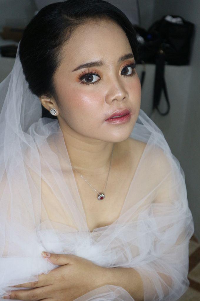Holy Matrimony Wedding by Hana Gloria MUA - 007