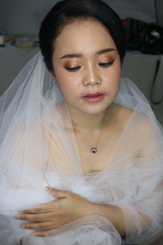 Holy Matrimony Wedding by Hana Gloria MUA - 003