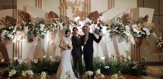 Wedding of Andry & Yuli by MC Samuel Halim - 002