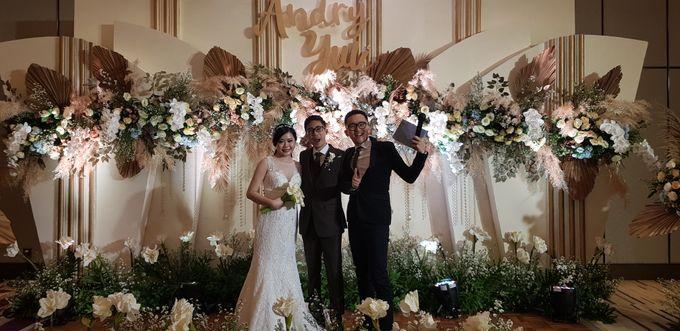 Wedding of Andry & Yuli by MC Samuel Halim - 001