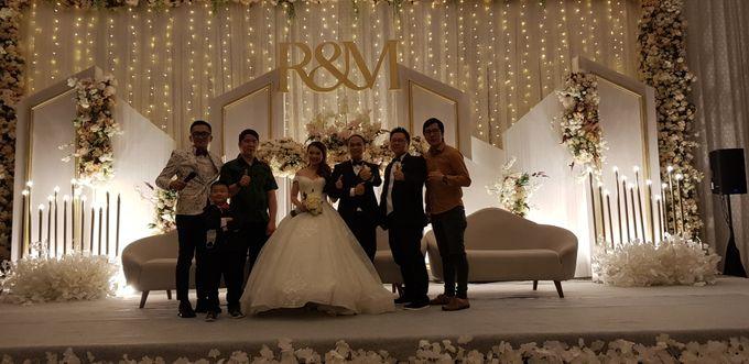 Wedding of Roswell & Mega by MC Samuel Halim - 005