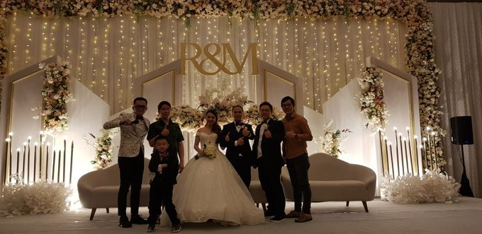 Wedding of Roswell & Mega by MC Samuel Halim - 006